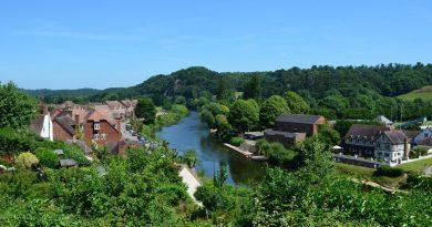 Bridgnorth, amazing town in Shropshire  county!
